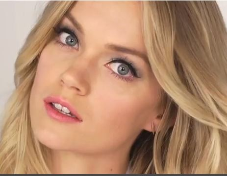 Beauty tutorial: how to do a natural everyday makeup look like.