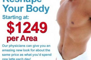 Reshape Your Body Starting at $1249